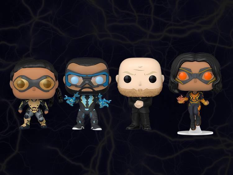 Brand New: DC Comics Black Lightning