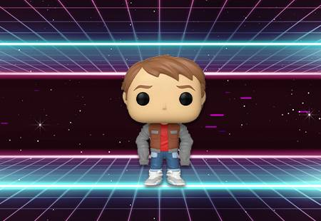 Marty McFly Banner
