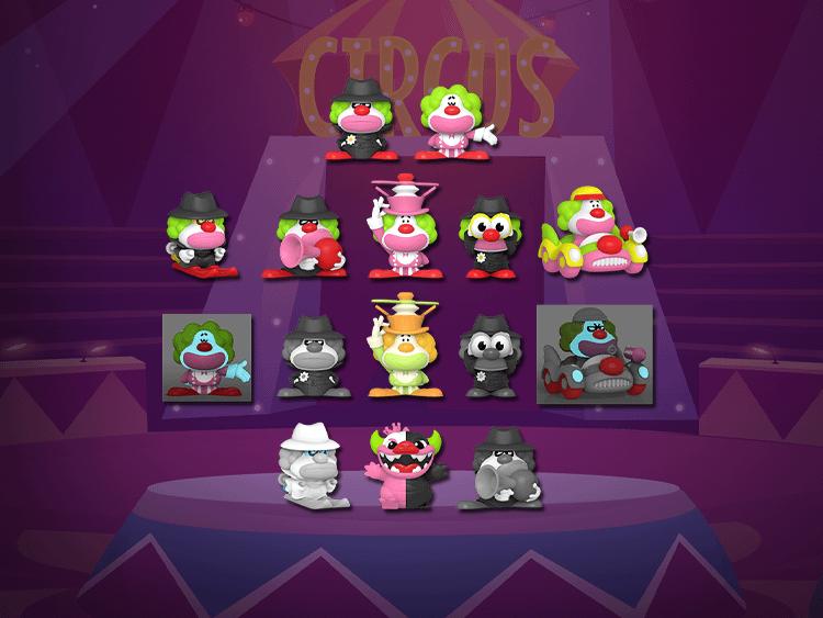 Brand New: Paka Paka ClownSpy!
