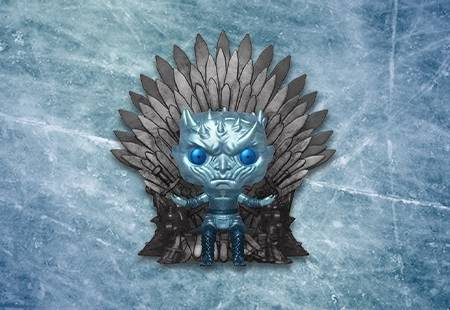 The Night King Banner
