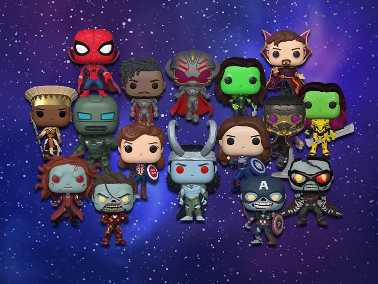🤯Novità: Marvel What If...?