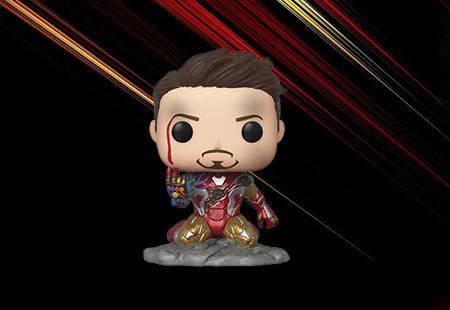 I am iron man Banner