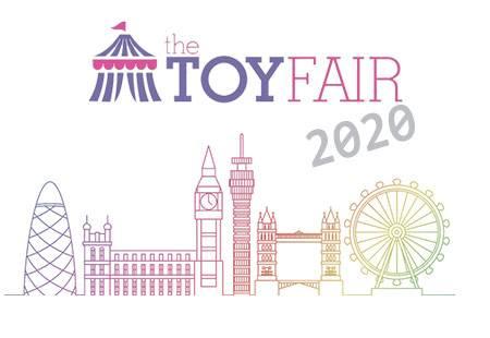 QUESTO POMERIGGIO: LONDON TOY FAIR 2020!