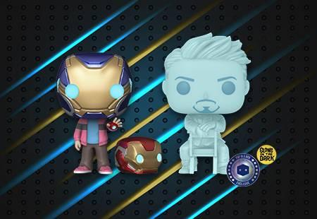 Iron Man 2 Pack