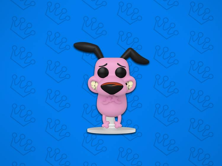 😨 NEW: COURAGE THE COWARDLY DOG! 😨