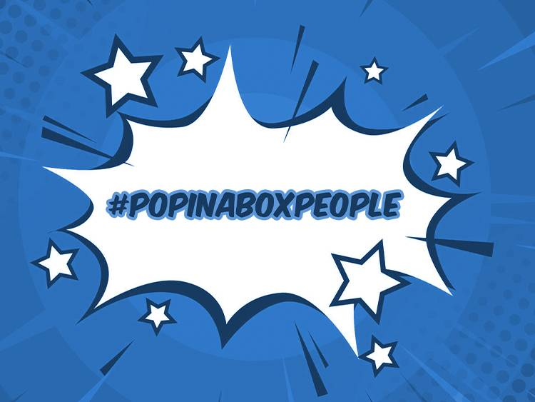 Pop In A Box People