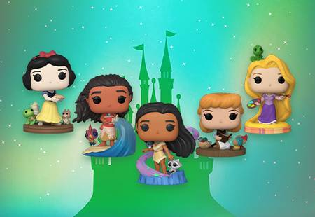 Disney Ultimate Princesses Round Two Banner