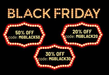Our Black Friday Sales are live!
