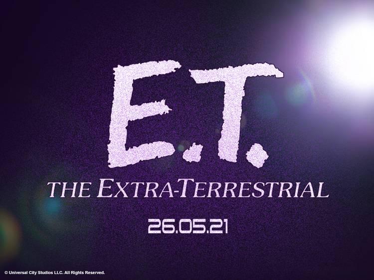 E.T. x Akedo Sign Up