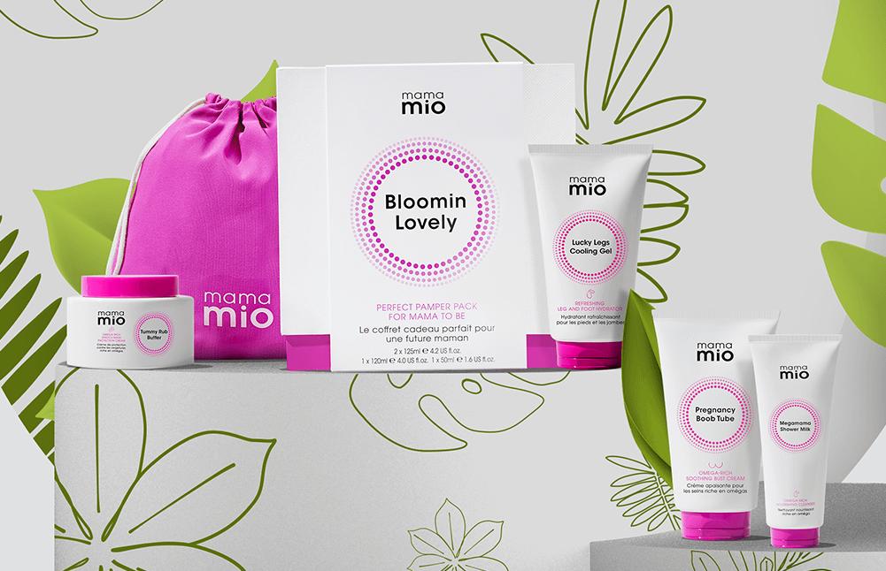 Mama Mio sustainability
