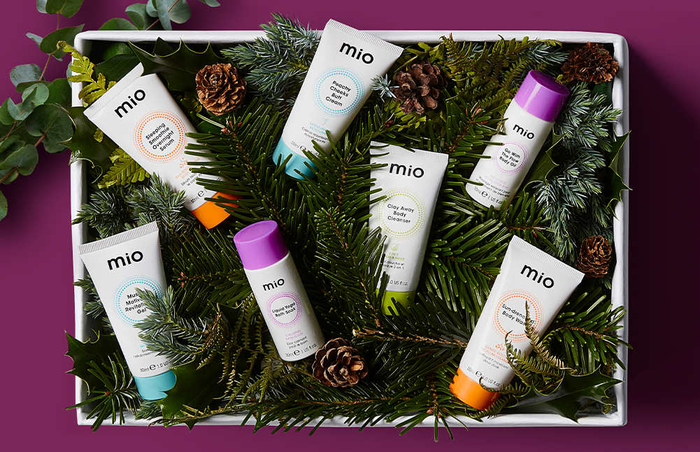 Spend £40 on your next Mama Mio haul and we'll add £5 credit to your account in November