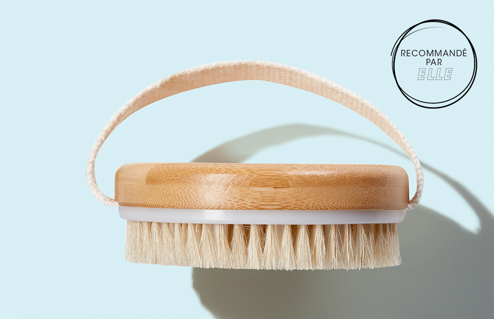 Shop our Body Brush as featured in ELLE