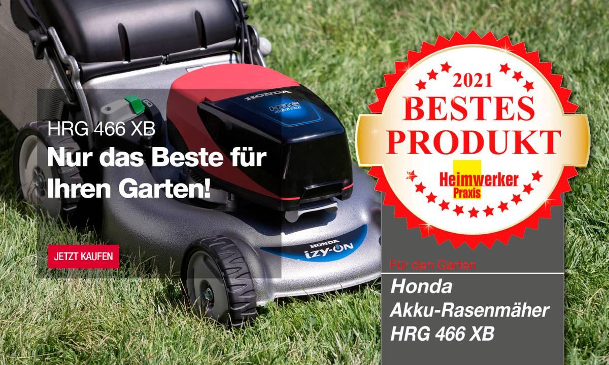 Honda Bestes Produkt 2021 HRG 466 XB