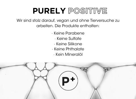 Purely Positive Versprechen