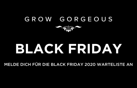 Black Friday Grow Gorgeous