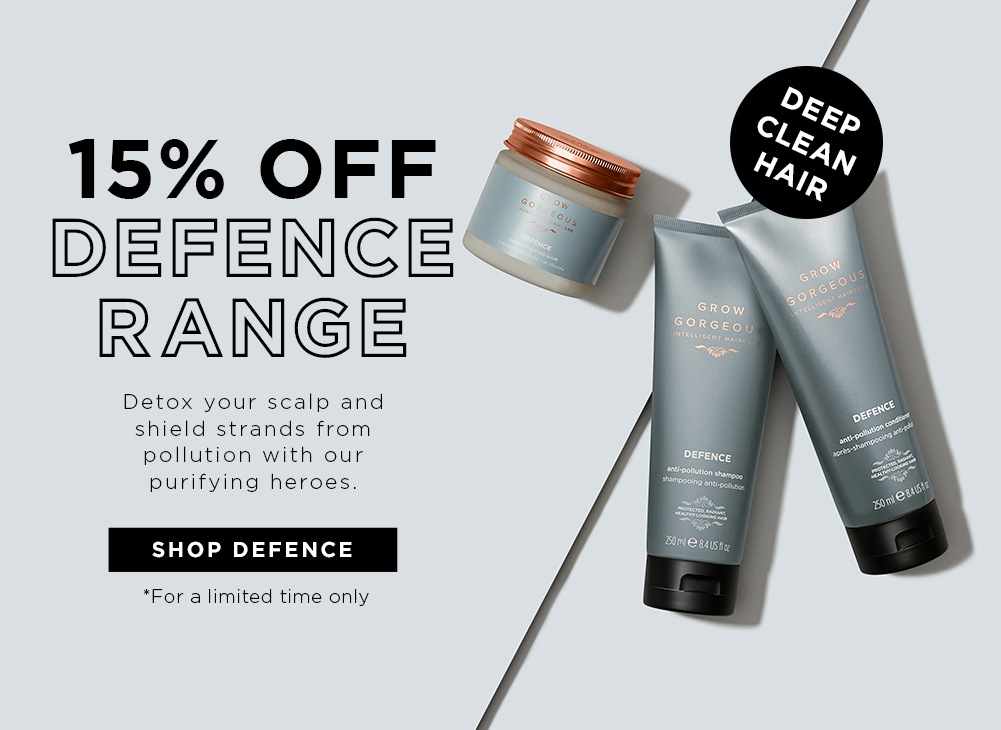 15% off the Defence Range