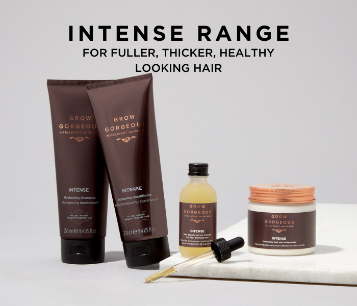 Discover our bestselling intense range...
