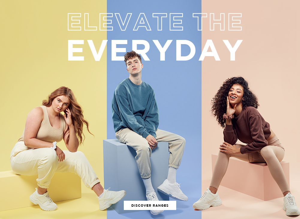 Elevate the every day click to discover ranges