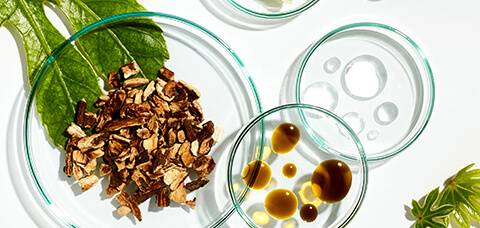 Ingredienti Naturali Grow Gorgeous