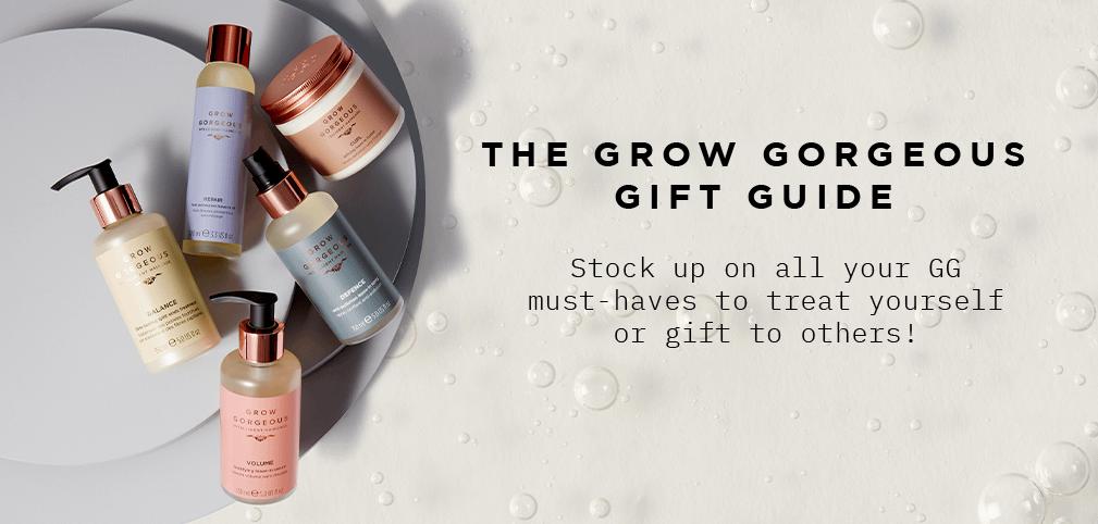 The Grow Gorgeous Gift giude