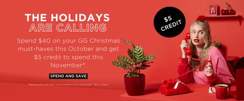 holiday credit banner