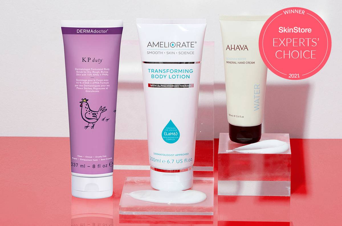 Experts' Choice - Body Care