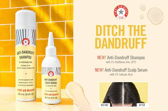 Shop First Aid Beauty's Newest Bumps Be Gone Body Scrub!