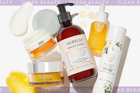 Shop All Clean Beauty