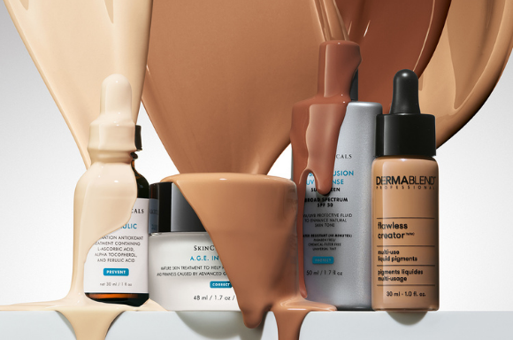 Build Your Own SkinCeuticals and Dermablend Routine