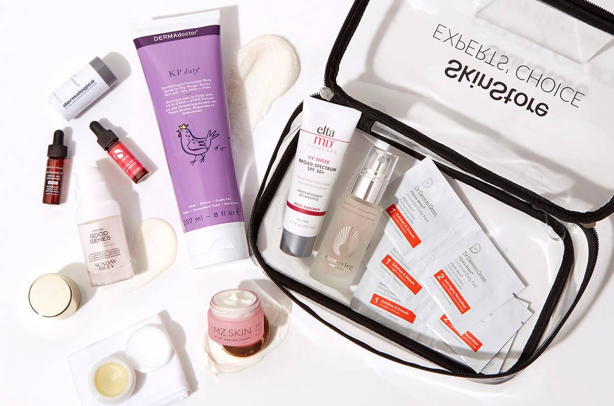 SkinStore x Experts' Choice Limited Edition Bag