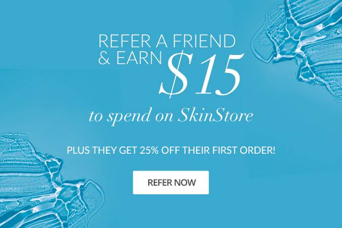 Refer a friend and get $15 credit