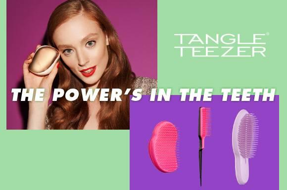 Shop Tangle Teezer
