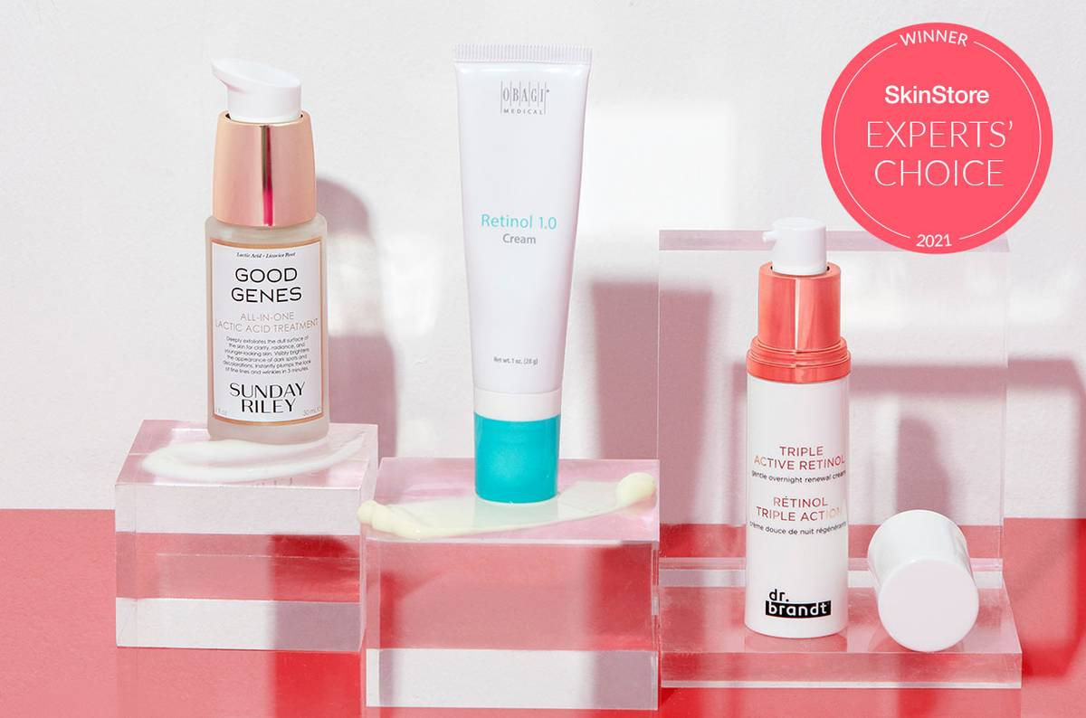 Experts' Choice - Face Treaments