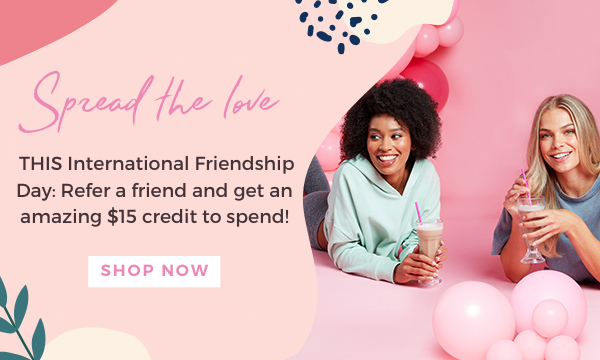 refer a friend and get $15 credit on your account