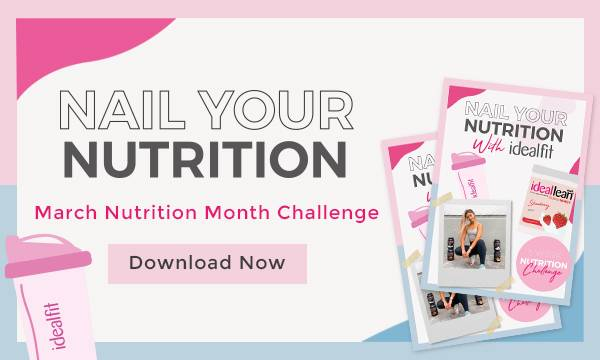 National Nutrition Month Challenge
