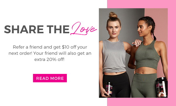 refer a friend and get $10 off your next order