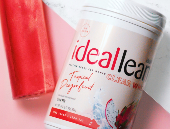 Have you tried Clear Whey? The perfect refreshing, juicy protein shake for summer!