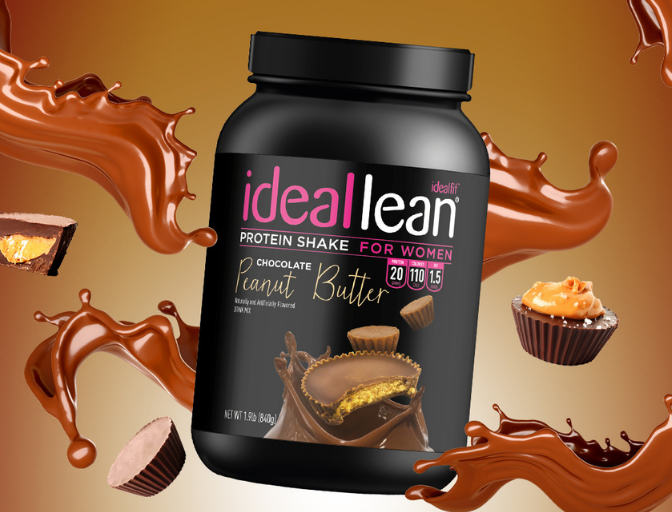 Chocolate Peanut Butter Protein is back in stock!