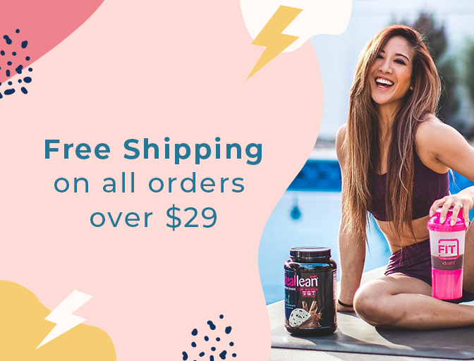 Don't miss out! Get free Standard Tracked shipping on orders over $29!