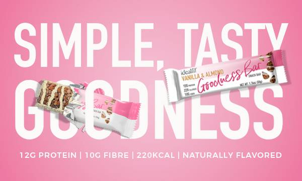 Fancy A Snack? Try Our New Goodness Bar