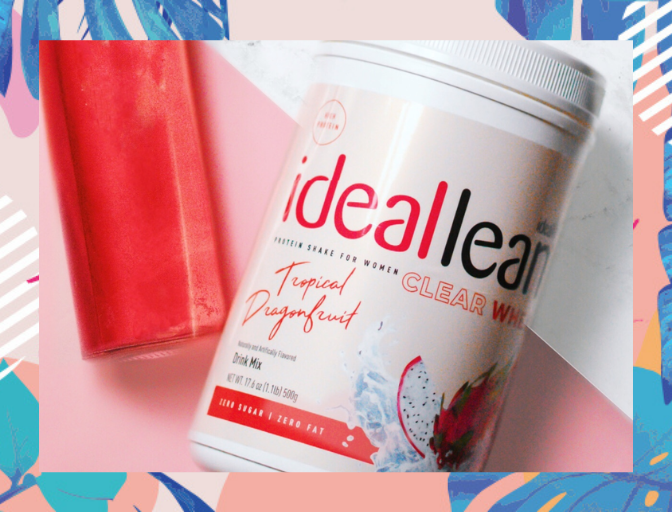 Have you tried Clear Whey? A refreshing and juicy alternative to a traditional creamy protein shake!