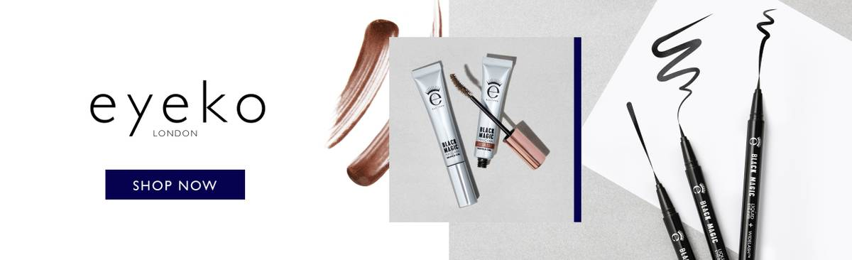 Discover Korean-made botanical formulations, hand-crafted brushes and integral long-term lash care with Eyeko.