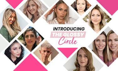 GLOSSY Circle 2020