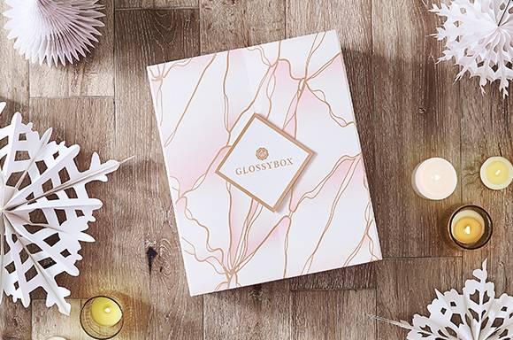 GLOSSYBOX Adventskalender 2020 coming soon