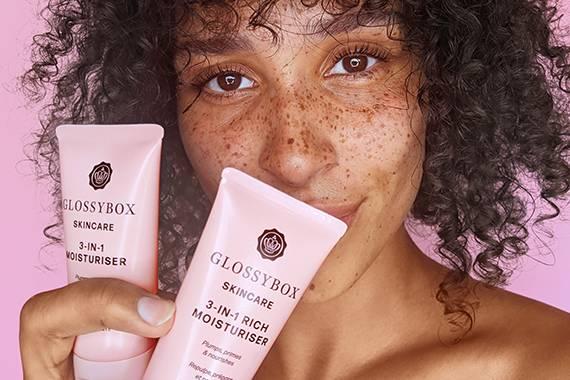GLOSSYBOX Skincare Inhaltsstoffe