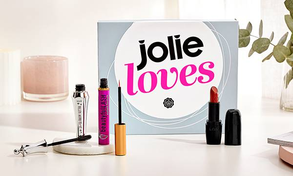GLOSSYBOX x JOLIE Limited Edition