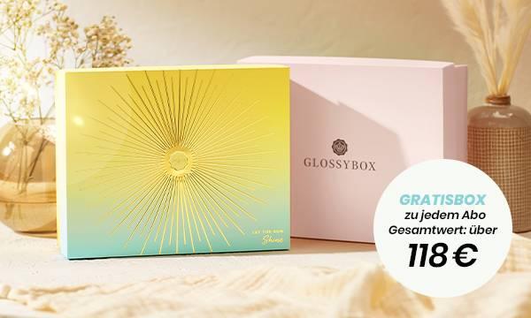 GLOSSYBOX GWP Mai