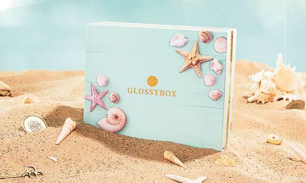 GLOSSYBOX Heinäkuu