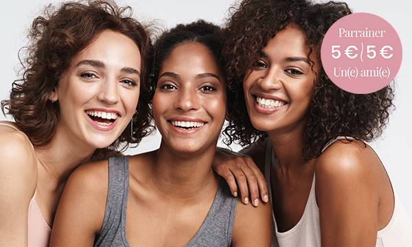 £5 for you and £5 for your friend when you refer them to GLOSSYBOX