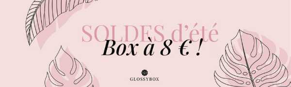 GLOSSYBOX summer sale IS HERE